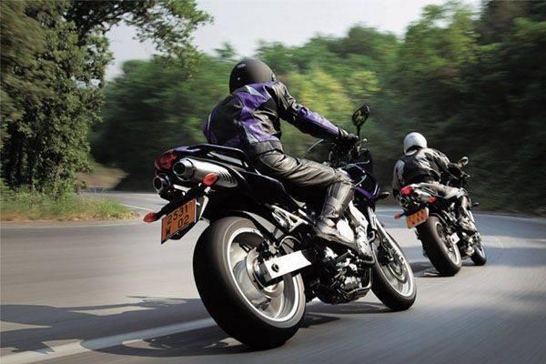 Цена мотоцикла при оформлении ДКП