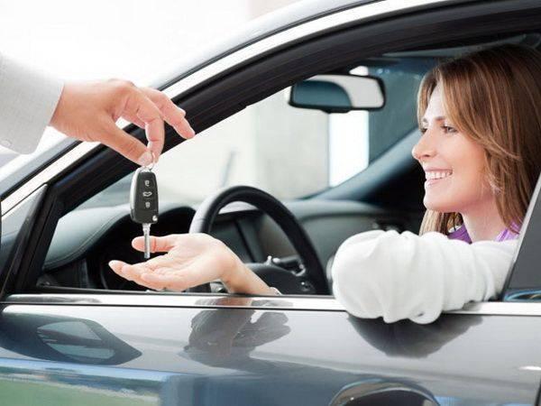 заключить договор купли-продажи автомобиля