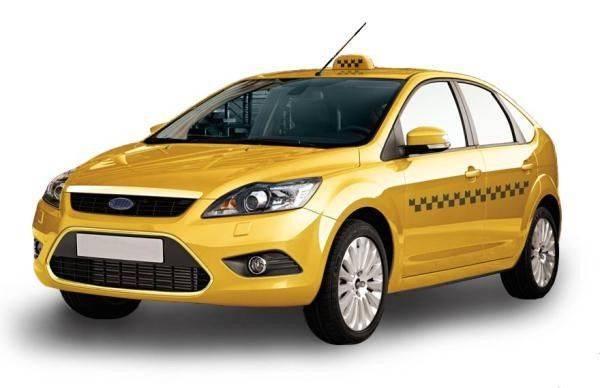Технический осмотр такси